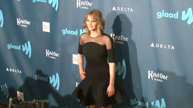 24th Annual GLAAD Media Awards Los Angeles CA United States 4/20/2013