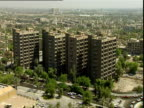 28Aug1999 WS PAN Downtown Baghdad seen from roof of Sheraton Ishtar hotel / Iraq