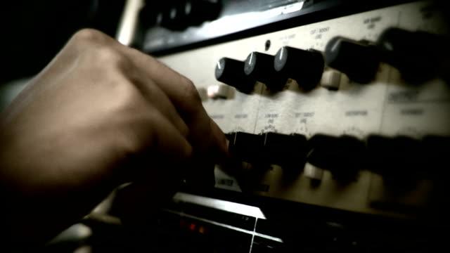 HD 35mm: control panel