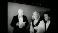 37th Annual Academy Awards SANTA MONICA CIVIC AUDITORIUM The 37th Academy Awards honored film achievements of 1964 Buster Keaton George C Scott Ann...