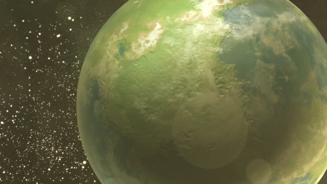 3d view of earth from space HD