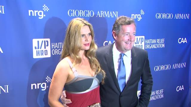 CHYRON 3rd Annual Sean Penn Friends 'Help Haiti Home' Gala Presented By Giorgio Armani To Benefit J/P Haitian Relief Organizationon at Montage...