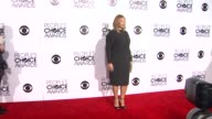 CLEAN 40th Annual People's Choice Awards Arrivals at Nokia Theatre LA Live in Los Angeles California