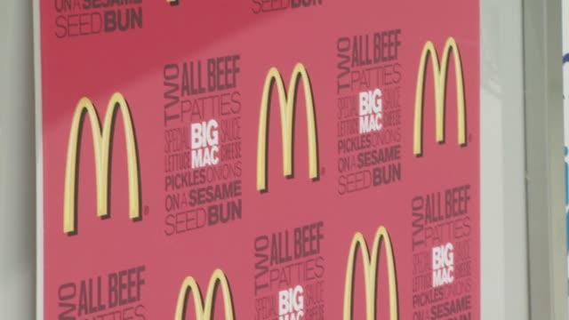 40th Birthday Party for McDonald's_ Big Mac_ at Malibu CA