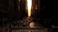 42nd Street City View in Manhattan