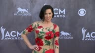 CLEAN 49th Annual Academy Of Country Music Awards Arrivals at MGM Grand Garden Arena on April 06 2014 in Las Vegas Nevada