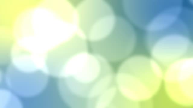 Scintillanti 4 k astratto sfondo sfocato. Cuciture Loop