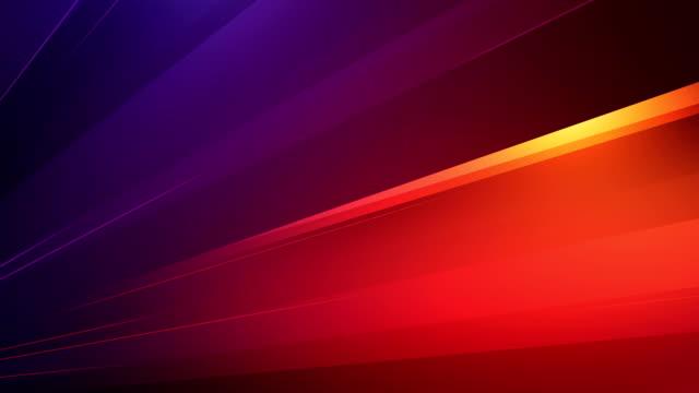 4k abstracte minimalistische achtergrond (rood, paars) - lus
