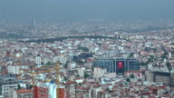 4k Istanbul Cityscape -  Aerial View