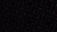 4k: Kaleidoskop Hintergrund abstrakt Schleife