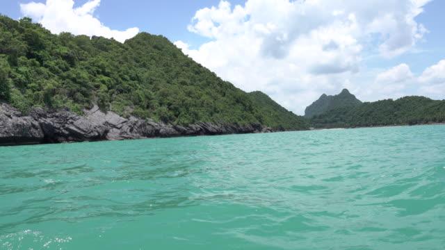 4k: Sailing On The Ocean