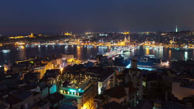 4K:Istanbul **Time Lapse**