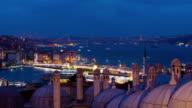 4K:Istanbul, TURKEY **Time Lapse**