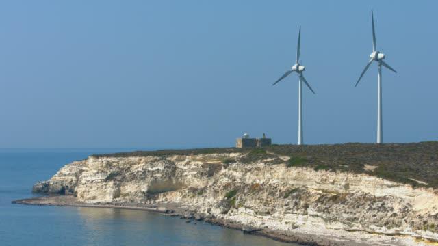 4K:Power Generating Windmills
