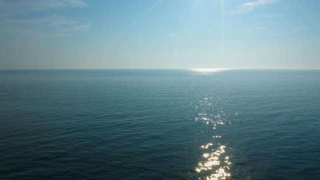 4 K: Sonnenaufgang am Meer