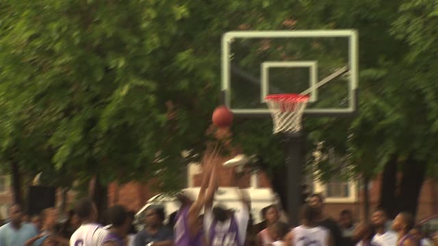 6th annual Battle Of The Block basketball tournament aims to bring peace to Chicago's south side and end gang violence Battle Of The Block Basketball...