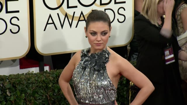 CLEAN 71st Annual Golden Globe Awards Arrivals at The Beverly Hilton Hotel on in Beverly Hills California