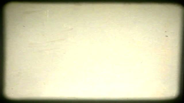 8mm Film Projector Ending