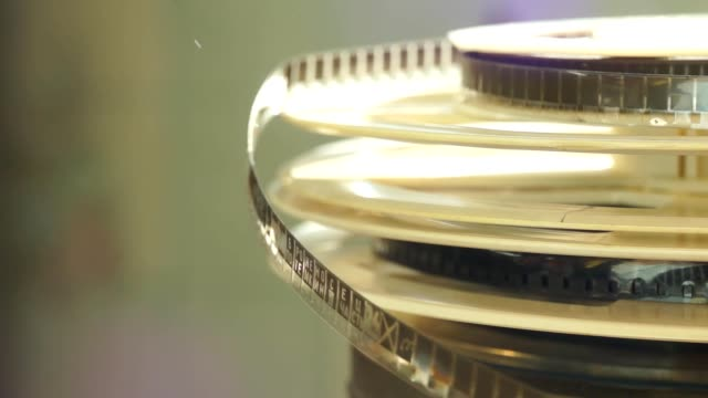 Bobina di film 8 mm