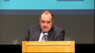Alex Salmond speech Salmond speech SOT The Nordic Council provides another similar model of a forum where neighbouring countries gather to cooperate...