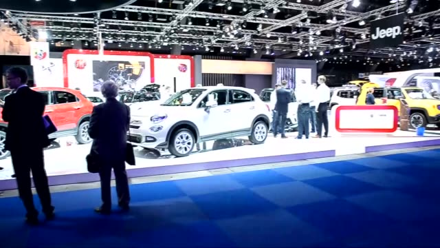 93rd European Motor Show at Brussels Expo starts in Brussels Belgium and will be open until 26 January More than 600 automobiles and hundreds of...