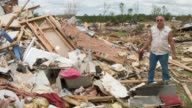 LS a man describes how his family survived the tornado Deadly tornadoes ripped through the region starting on April 27 leaving more than two dozen...