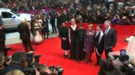 Aamir Khan Nina Hoss Sandy Powell Jan Chapman Isabella Rossellini Guy Maddin at the 61st Berlin Film Festival Opening Gala/True Grit Premiere at...