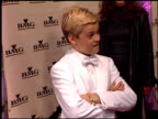 Aaron Carter at the BMG Grammy Awards Party on February 23 2000