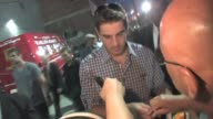 Aaron Rodgers in Hollywood on 6/30/2011