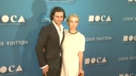 Aaron TaylorJohnson and Sam TaylorJohnson at The Museum of Contemporary Art Los Angeles Annual Gala Presented By Louis Vuitton at The Geffen...