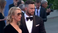 Aaron TaylorJohnson Sam TaylorJohnson at 'Nocturnal Animals' Red Carpet 73rd Venice Film Festival at Palazzo del Cinema on September 02 2016 in...