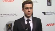 Aaron Tveit on the Motion Picture and Television Fund on the song he's performing tonight on if he prefers theater or film on the first musical he...