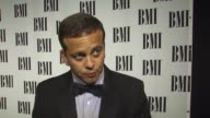 Aaron Zigman on his last 4 films working with Tyler Perry challenges of his scoring films at the 2010 BMI Film and TV Music Awards at Los Angeles CA