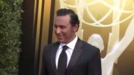 Aasif Mandvi at the 2015 Creative Arts Emmy Awards at Microsoft Theater on September 12 2015 in Los Angeles California