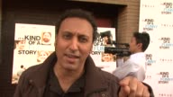 Aasif Mandvi on not having seen the film yet on his doctor character On working with the funny cast On what he hopes audiences get from this film at...