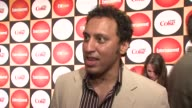Aasif Mandvi on what brings him out tonight being a huge Rihanna fan and looking forward to her performance tonight his summer musthaves what movies...