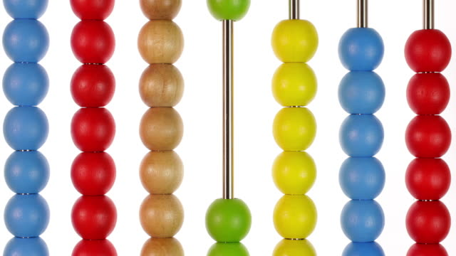 Abacus arithmetic addition and subtraction