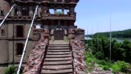 Abandoned Bannerman Castle - Hudson River NY