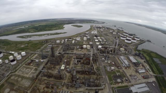 Abandoned Oil & Gas Refinary Shot 6 of 7