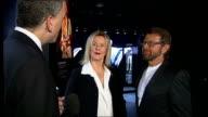 Abba World exhibition Bjorn Ulvaeus and AnniFrid Lyngstad interview SOT