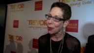 INTERVIEW Abbe Land The Trevor Project Executive Director and CEO says that this is one of the biggest fundraisers for the project they're the only...