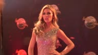 Abbey Clancy at Strictly Come Dancing at Elstree Studios on September 03 2013 in Borehamwood England
