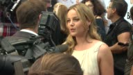 Abbie Cornish at the 'WE' Premiere 2011 Toronto International Film Festival at Toronto ON
