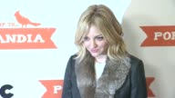 Abby Elliott at PORTLANDIA Screening Hosted by IFC Red Carpet New York NY United States 1/5/2012