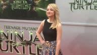 Abby Elliott at the 'Teenage Mutant Ninja Turtles' Los Angeles Premiere at Regency Village Theatre on August 03 2014 in Westwood California