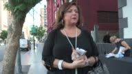 Abby Lee Miller at the 2014 Industry Dance Awards in Hollywood in Celebrity Sightings in Los Angeles