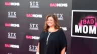 Abby Lee Miller at the Bad Moms Premiere at Regency Village Theatre in Westwood in Celebrity Sightings in Los Angeles