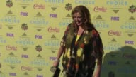 Abby Lee Miller at the Teen Choice Awards 2015 at USC Galen Center on August 16 2015 in Los Angeles California