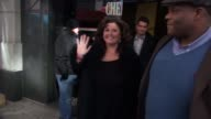 Abby Lee Miller at 'The Wendy Williams Show' studio Abby Lee Miller at 'The Wendy Williams Show' studi on February 04 2013 in New York New York