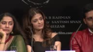 Abhishek Bachchan and Aishwarya Rai Bachchan at the Raavan Event and Interviews Cannes Film Festival 2010 at Cannes